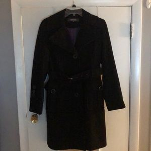 Kenneth Cole reaction wool pea coat